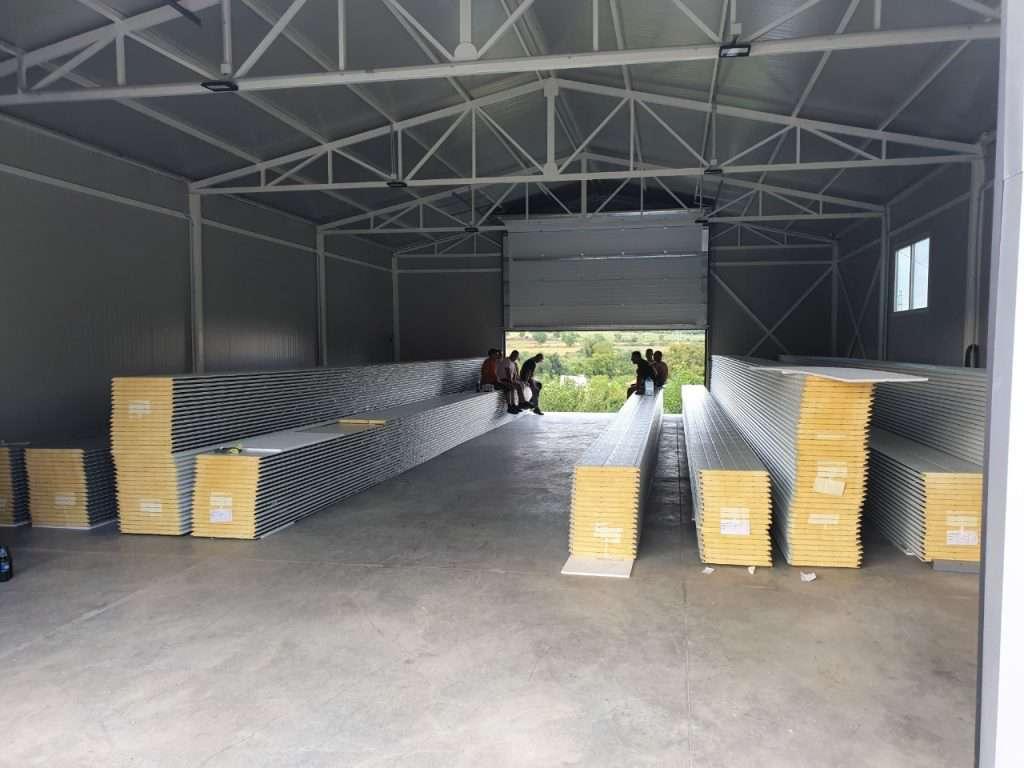 paneli za izradu segmentnih garažnih vrata